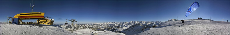 Panorama Bild Start am Fronalpstock